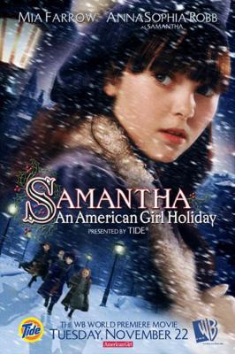 Саманта: Каникулы американской девочки / Samantha: An American Girl Holiday (2004) WEBRip 720p