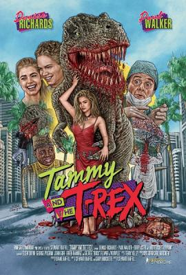 Тамми и динозавр / Tammy and the T-Rex (1994) BDRemux 1080p