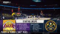 Баскетбол / НБА / 2020-2021 / Сезон / Денвер Наггетс — Лос-Анджелес Лейкер / NBA / 2020-2021 / Season / Los Angeles Lakers @ Denver Nuggets (2021) WEB-DL HD
