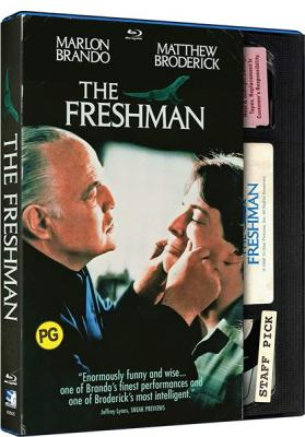 Новичок / The Freshman (1990) BDRemux 1080p