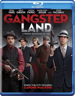 Земля гангстеров / Gangster Land / In the Absence of Good Men (2017) BDRip 1080p | iTunes