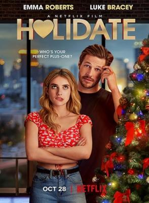 Пара на праздники / Holidate (2020) WEB-DL 2160p | HDR