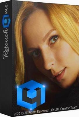 Retouch4me Heal / Dodge Burn / Eye Vessels 0.988/0.991 (RePack Plug-ins for Adobe Photoshop)