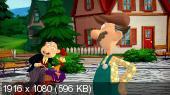 Петух Дудл-Ду / Le Coq de St-Victor / 2014 / WEB-DL 1080p от ELEKTRI4KA / iTunes