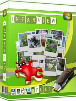 IrfanView 4.57 Commercial + Plug-ins & Portable