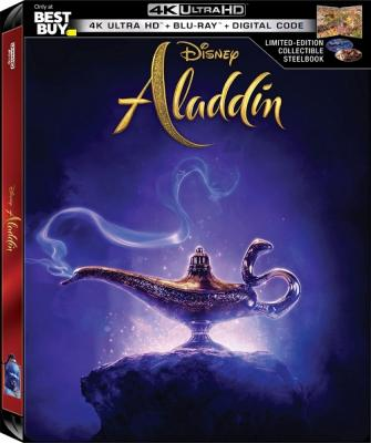 Аладдин / Aladdin (2019) BDRip 2160p | HDR | iTunes