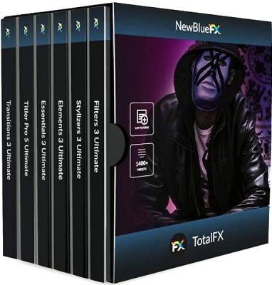 NewBlueFX TotalFX 7.5.210212 for Adobe + RePack