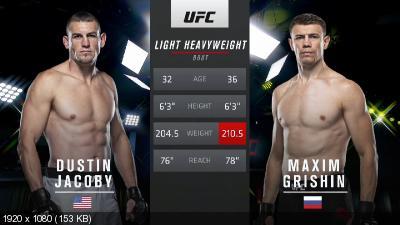 Смешанные единоборства: Жаирзиньо Розенстрайк - Сирил Ган / Полный кард / UFC Fight Night 186: Rozenstruik vs. Gane / Full Event (2021) WEB-DL 1080p