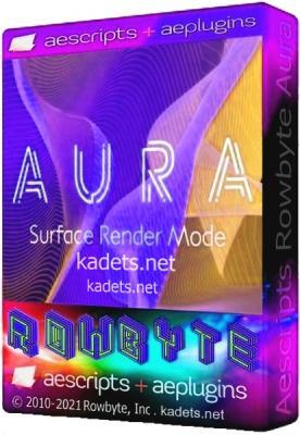 Aescripts Rowbyte Aura v1.2.2 for AE (Mac OSX)