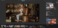 Skylum Luminar AI 1.4.1.8361 RePack & Portable by elchupakabra