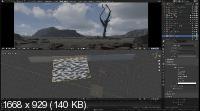 Master 3D Environments in Blender (2021)