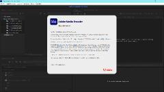 Adobe Media Encoder 2021 15.4.1.5 [x64] (2021) PC