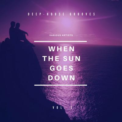 Various Artists - When The Sun Goes Down (Deep-House Grooves) Vol. 2 (2021)