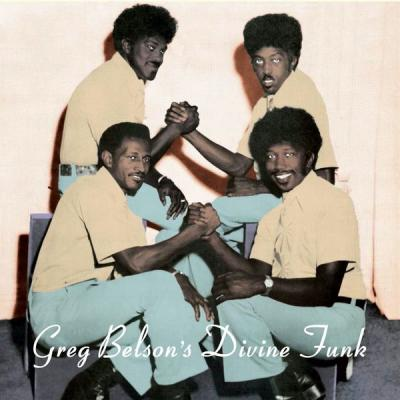 Various Artists - Greg Belson's Divine Funk Rare American Gospel Funk and Soul (2021)