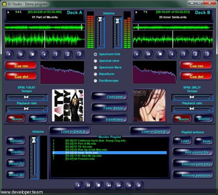 Audio DJ Studio for .NET v10.4.0.0