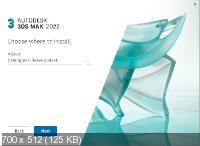 Autodesk 3ds Max 2022 Build 24.0.0.923 by m0nkrus