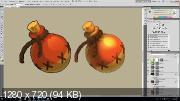 Рисование игрового арта в Photoshop