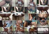 A Nice, Quick But Huge, Soft Shit Outside In Nigeria -  (FullHD | 845 MB)