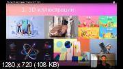 Рекламные макеты для экспертных блогов (2020)