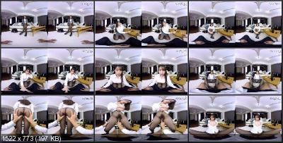 Kurea Hasumi - VRVR-046 A [Oculus Rift, Vive, Samsung Gear VR   SideBySide] [1920p]