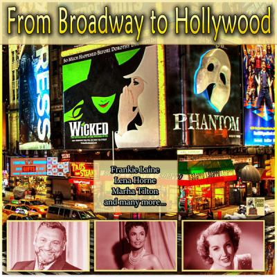 Various Artists - From Broadway to Hollywood (2021)