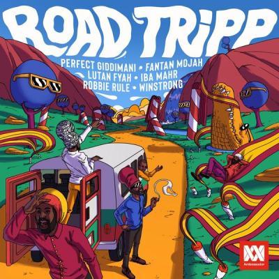 Various Artists - Road Tripp (2021)