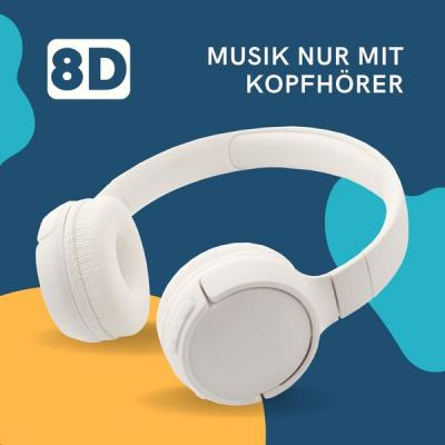 Octatonix - 8D Musik nur mit Kopfhörer - 8D Audio die immersive Musik der Zukunft (2021)