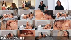 DigitalPlayground - Aidra Fox, Eliza Ibarra - House Of Temptation: Episode 1   2020   FullHD