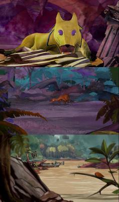 Jungle Tales 2017 1080p WEBRip x265-RARBG