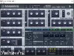 Native Instruments - Massive 1.5.8 Rev2 STANDALONE, VSTi, AAX x64 - синтезатор