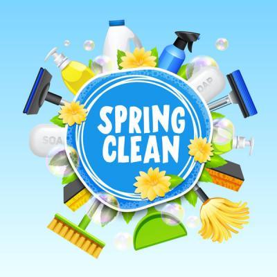 Various Artists - Spring Clean (2021)