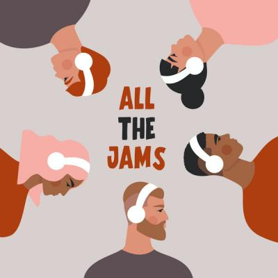Various Artists - All The Jams (2021)