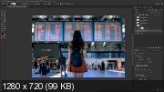 Обтравка в Photoshop (2021) PCRec