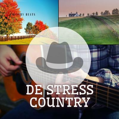 Country Beats - De Stress Country Mix (2021)