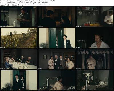 The Strange Case of Angelica 2010 1080p BluRay x264-nikt0