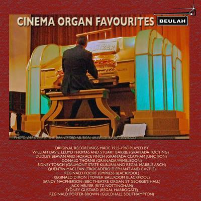 Various Artists - Cinema Organ Favourites (2021)