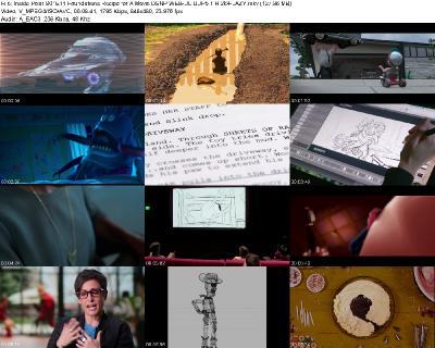 Inside Pixar S01E11 Foundations Recipe for A Movie DSNP WEB-DL DDP5 1 H 264-LAZY