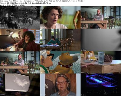 Inside Pixar S01E12 Foundations Creating A Character DSNP WEB-DL DDP5 1 H 264-LAZY