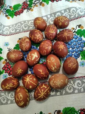 """Фотоконкурс """"Скоро Пасха - красим яйца"""". Поздравляем! _1d83cd71397d207bd6350b30ed49cfa9"""