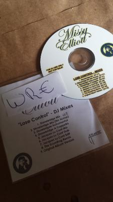 Missy Elliott-Lose Control  DJ Mixes-PROMO-CDR-FLAC-2005-WRE