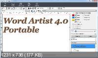 Word Artist 4.0 Portable
