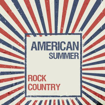 Various Artists - American Summer - Rock & Country (2021)