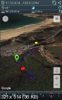 Тактическая карта Х PRO 6.6 (Android)