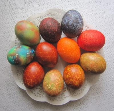 """Фотоконкурс """"Скоро Пасха - красим яйца"""". Поздравляем! 86d09bb925802379d7d18e2a94d72c68"""