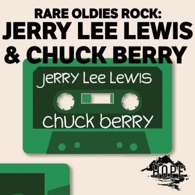 Chuck Berry - Rare Oldies Rock Chuck Berry (2021)