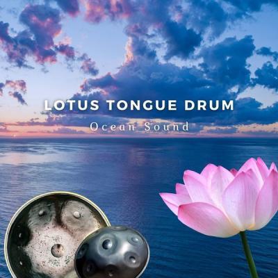 Meditation Tongue Drum & Hung Drum - Lotus Tongue Drum Ocean Sound (2021)