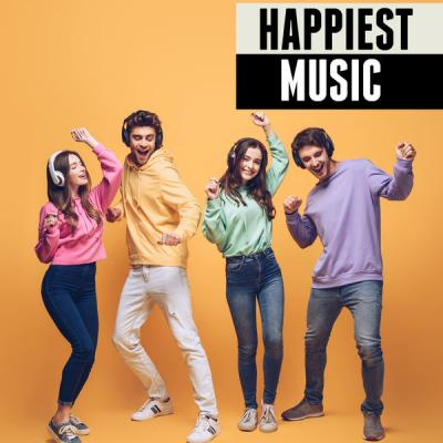 Various Artists - Happiest Music (2021)