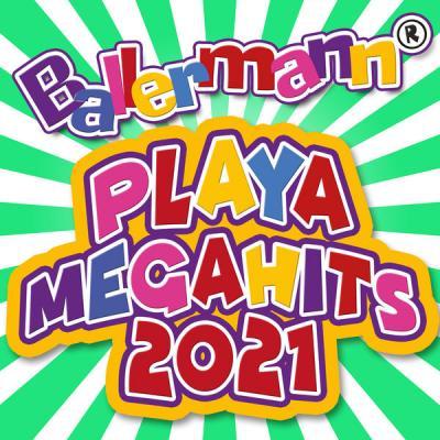 Various Artists - Ballermann Fussball Hits Megamix 2021 (2021)