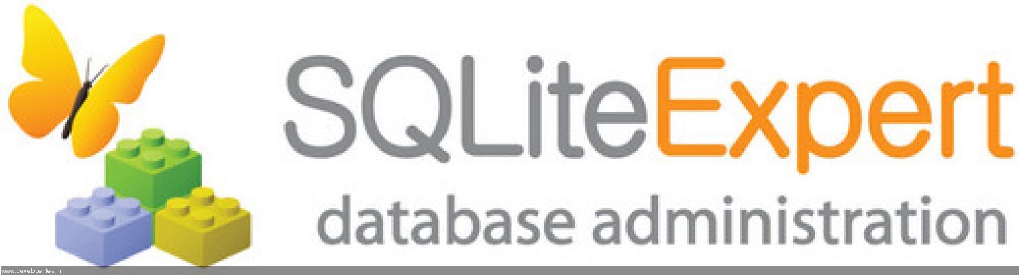 SQLite Expert Professional 5.4.3.528