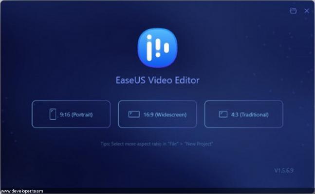 EaseUS Video Editor 1.7.1.55 Multilingual
